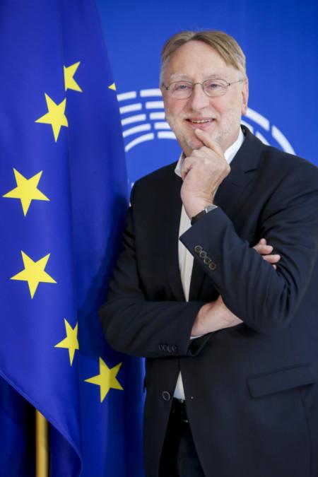 Bernd Lange. MdEP