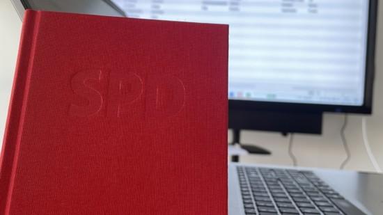 SPD Parteibuch