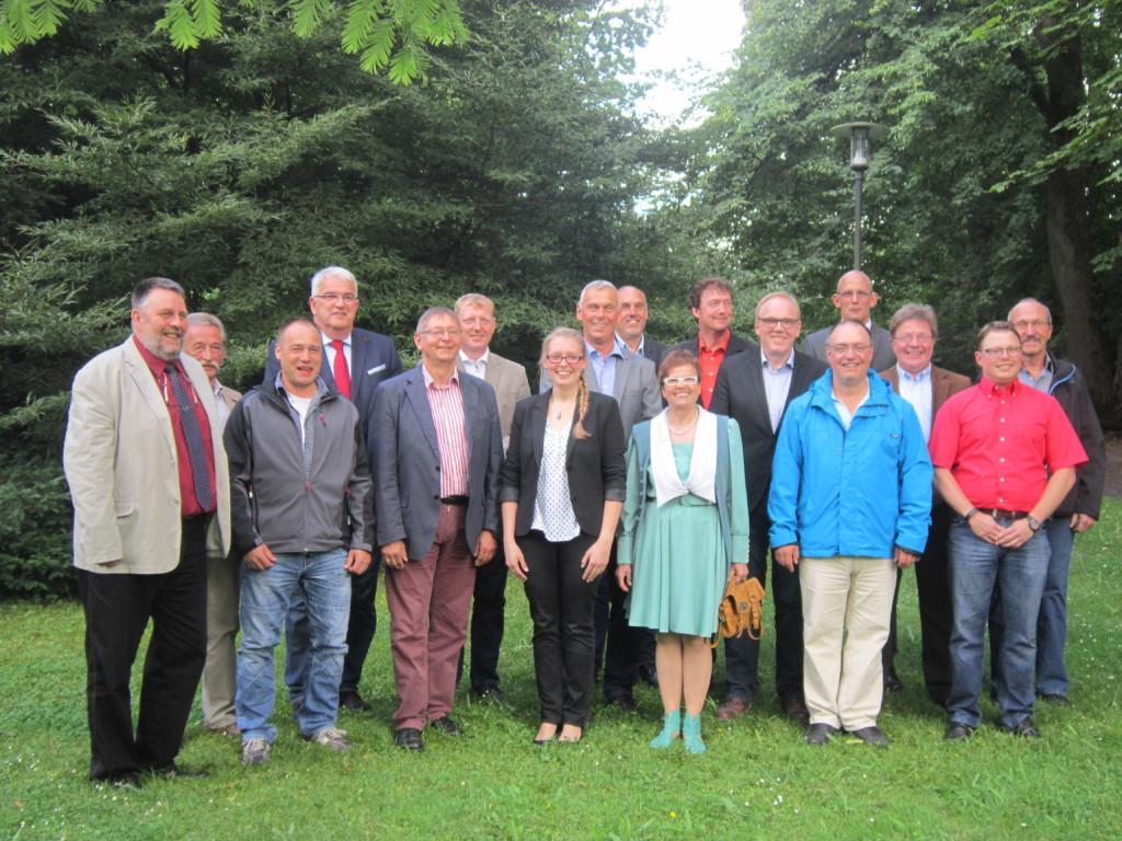 Die SPD Kandidaten zur bevorstehenden Kommunalwahl